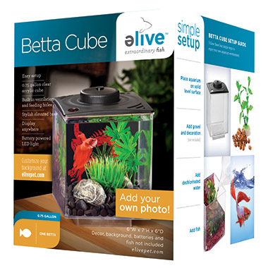 betta-cube-gallon-with-led-black