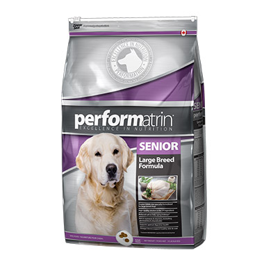 Senior Large Breed Formula