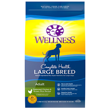 Large Breed Complete Health Adult