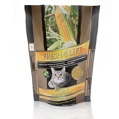 corn-clumping-litter