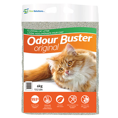 Clumping Clay Anti-Odour Litter