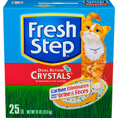 Mulitiple Cat Plus Crystals Scented