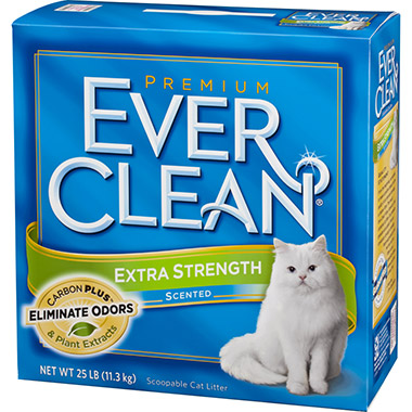 Extra Strength Scented Litter