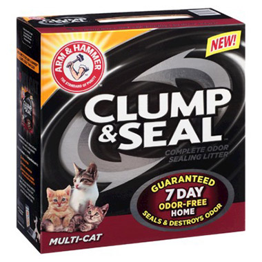 Clump & Seal Clumping Litter MultiCat