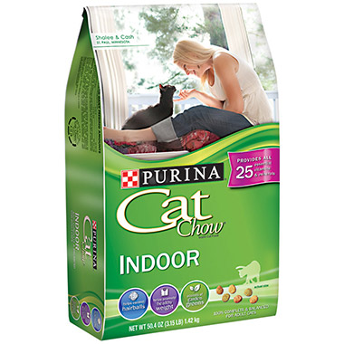 Cat Chow Indoor