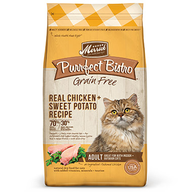 Purrfect Bistro Grain Free Healthy Adult Chicken Recipe
