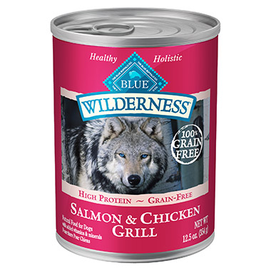 Wilderness Salmon & Chicken Grill