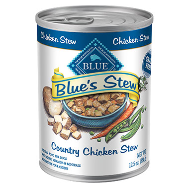 Blue's Stew Country Chicken Stew