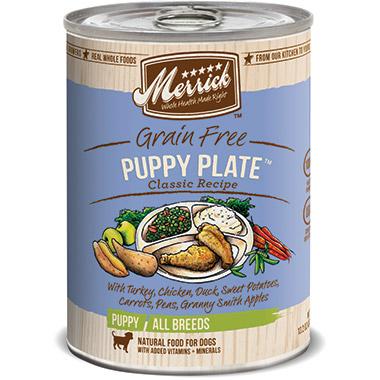 grain-free-puppy-plate