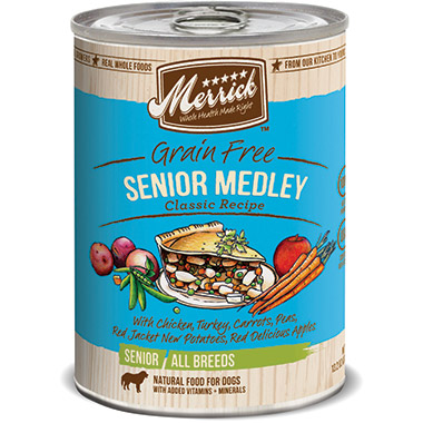 Grain Free Senior Medley
