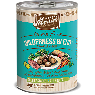 Grain Free Wilderness Blend