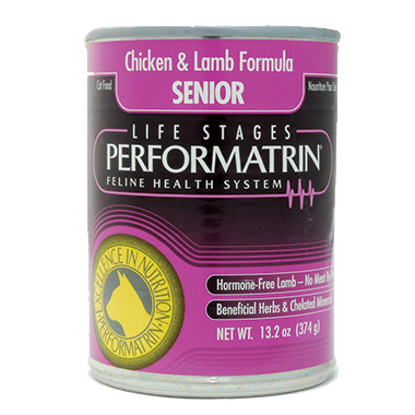 Chicken & Lamb Formula Senior