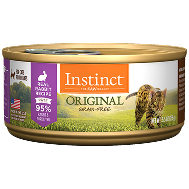 instinct-grainfree-rabbit-canned-cat-food