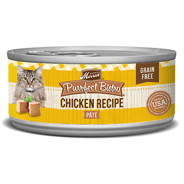 Purrfect Bistro Chicken Pate