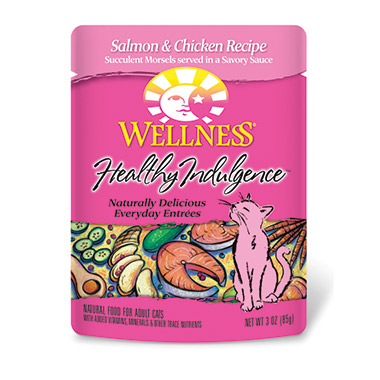 Healthy Indulgence Salmon & Chicken Recipe