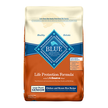 Life Protection Formula Large Breed Senior Chicken & Brown Rice Recipe