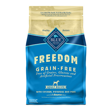 Freedom Grain-Free Adult Natural Chicken Recipe