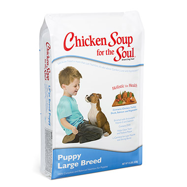 For The Puppy Lover's Soul Large Breed Puppy Formula