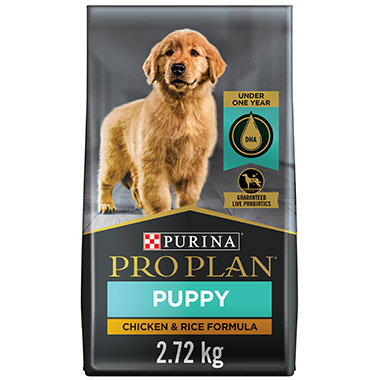 Focus Puppy Chicken & Rice Formula