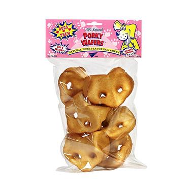 porky-wafers
