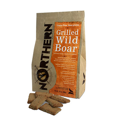 Grilled Wild Boar Dog Treats