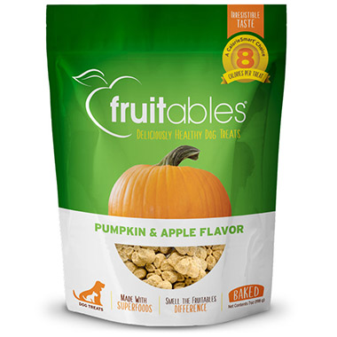 Crunchy Pumpkin & Apple Dog Treats