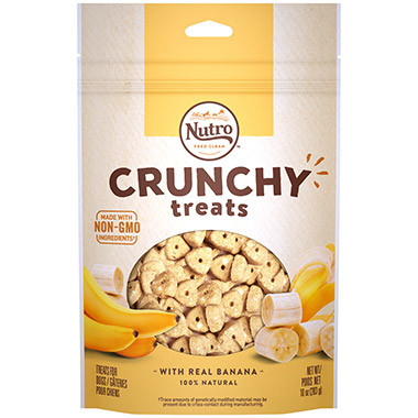 Crunchy Treats - Banana