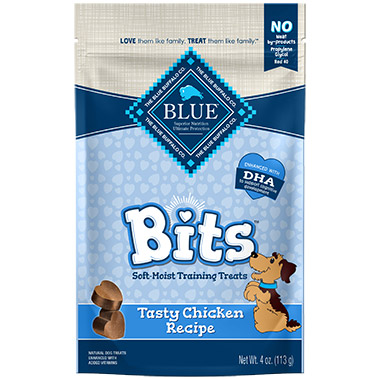Blue Bits Natural Soft-Moist Training Tasty Chicken