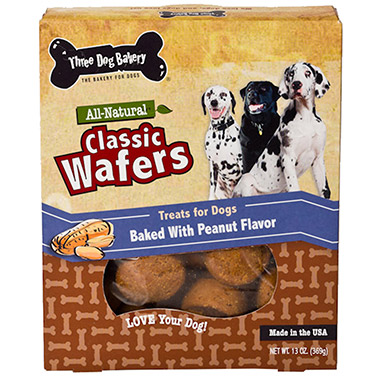 All Natural Classic Wafers Peanut