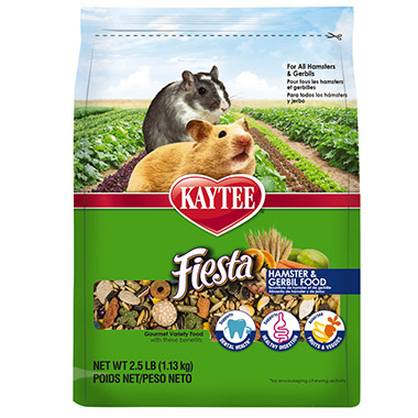 Fiesta Max Hamster and Gerbil Food