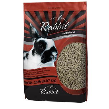 rabbit-pellets