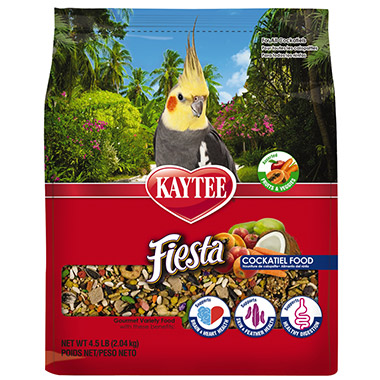 Fiesta Max Cockatiel Food