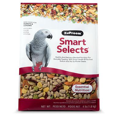 smart-selects-parrots-conures