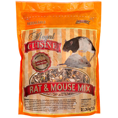 Rat and Mouse Mix
