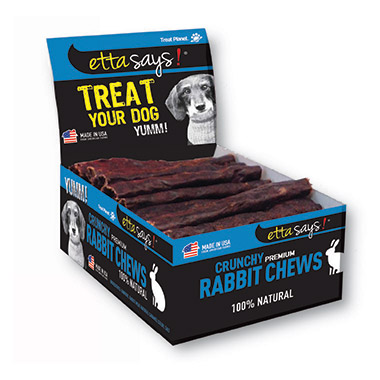 Natural Crunchy Rabbit Chews