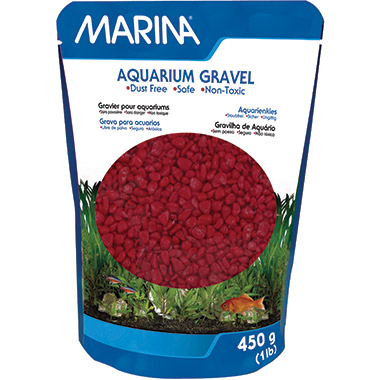 red-decorative-aquarium-gravel
