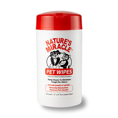 Pet Bath Wipes