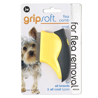 Gripsoft Small Flea Comb
