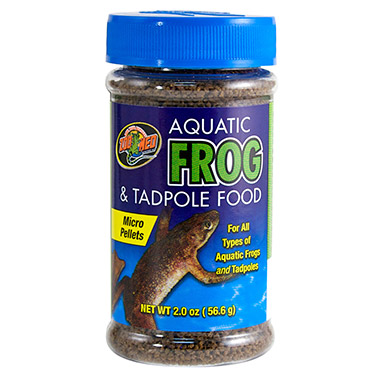 Aquatic Frog & Tadpole Food