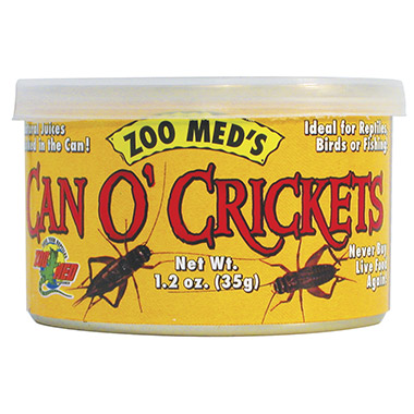Can O' Crickets (60/can)