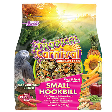Gourmet Small Hookbill Food