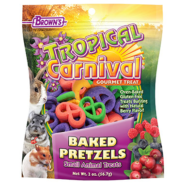 Pretzel Small Animal Treats