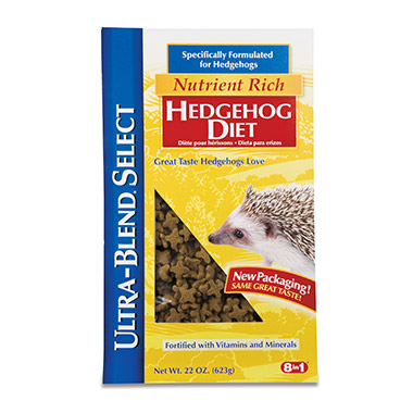 Ultra-Blend Select Hedgehog Diet