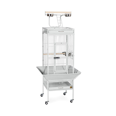 3151 Wrought Iron Cage Pewter