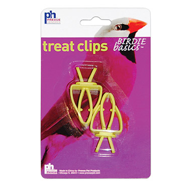 Birdie Basics Treat Clips - 2 pcs.
