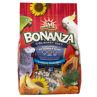 bonanza-gourmet-diet-for-cockatiels