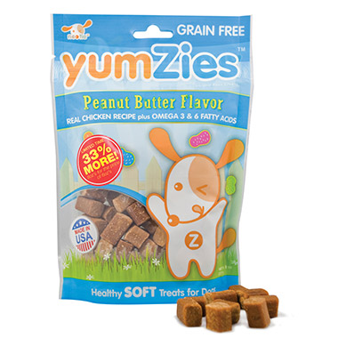 Grain Free Peanut Butter Flavored Treats