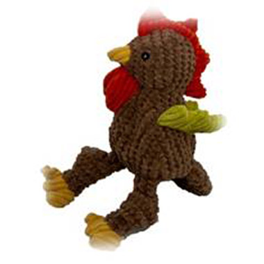 rooster-knottie