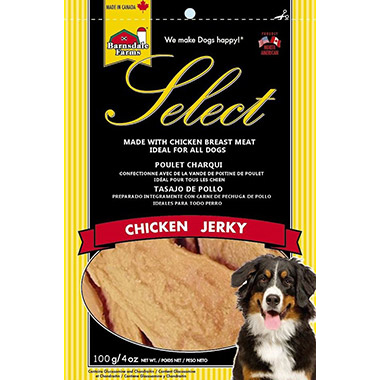 chicken-jerky