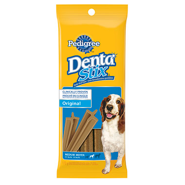 Denta Stix Daily Oral Care for Medium Dogs - Original Chicken Flavour